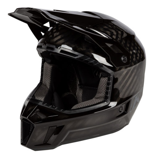 F3 Carbon Helmet Ghost