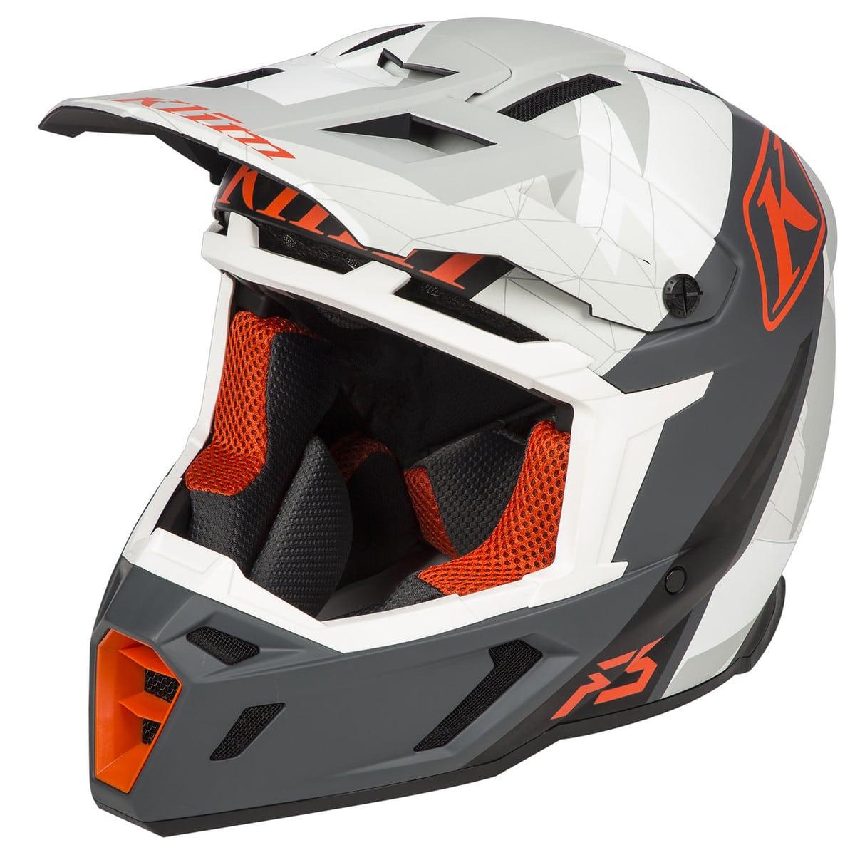 F5 Helmet Camo White