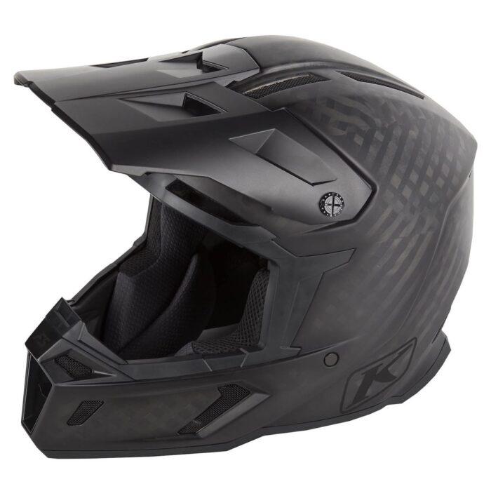Klim F5 Helmet Ghost