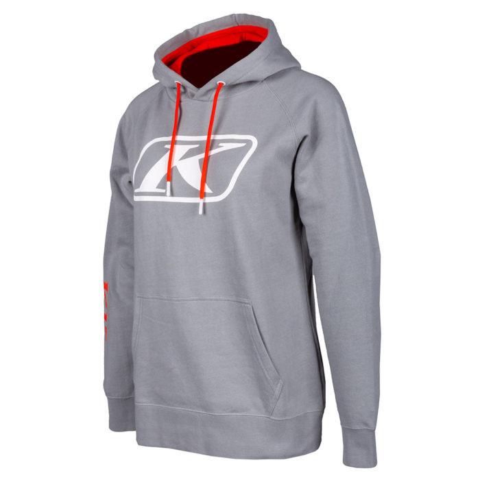 Kute Corp Hoody Grey