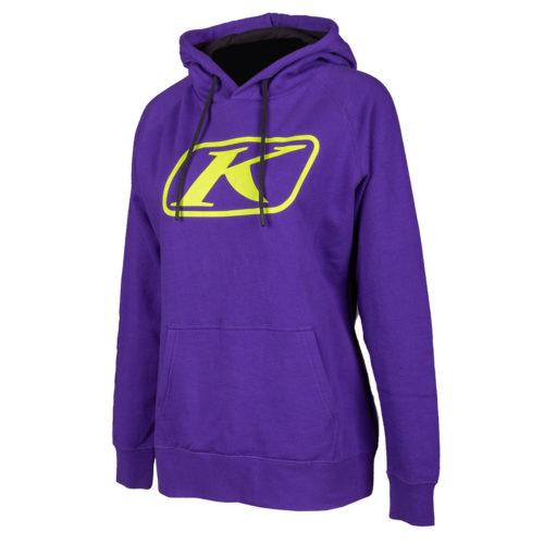Kute Corp Hoody Purple