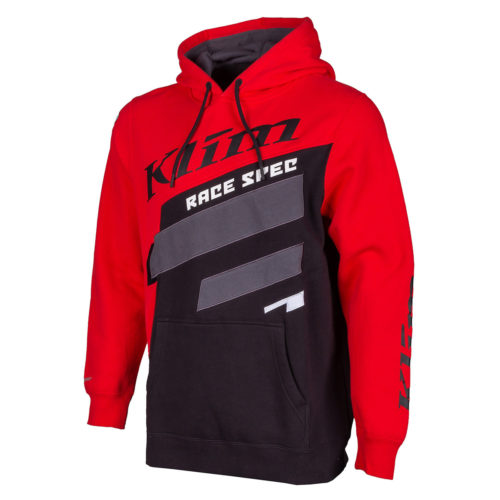 RaceSpec Hoody Red