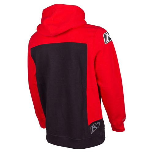 RaceSpec Hoody Red Back