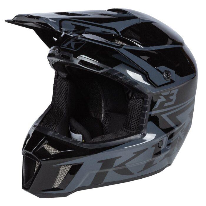 STARK BLACK F3 Helmet