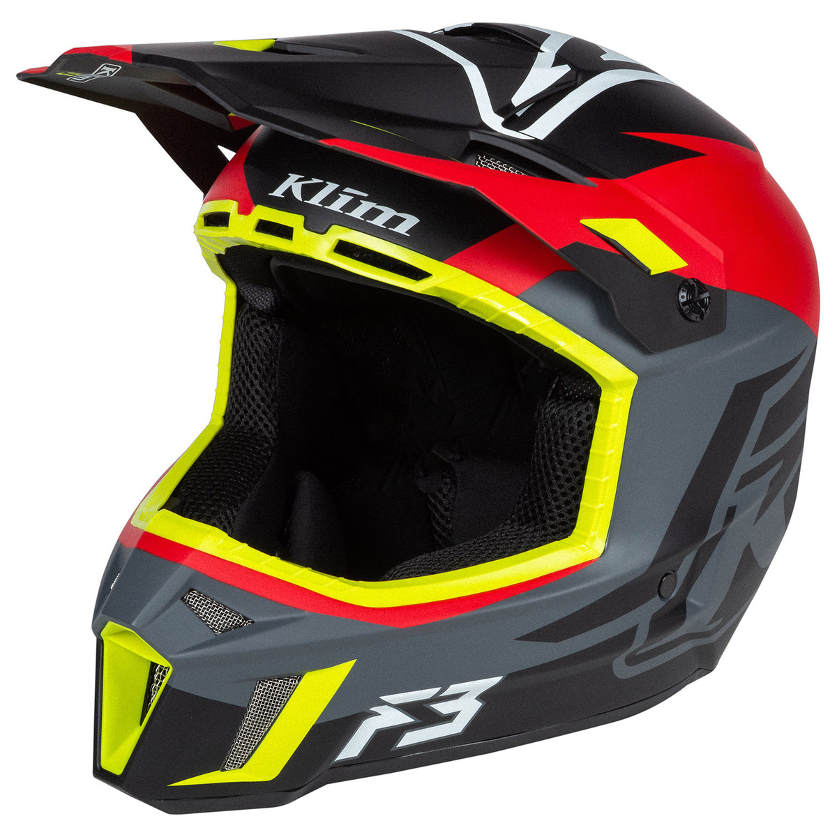 TECTONIC STRIKE ORANGE F3 Helmet