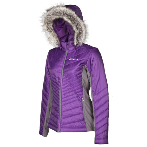 Waverly Jacket Purple