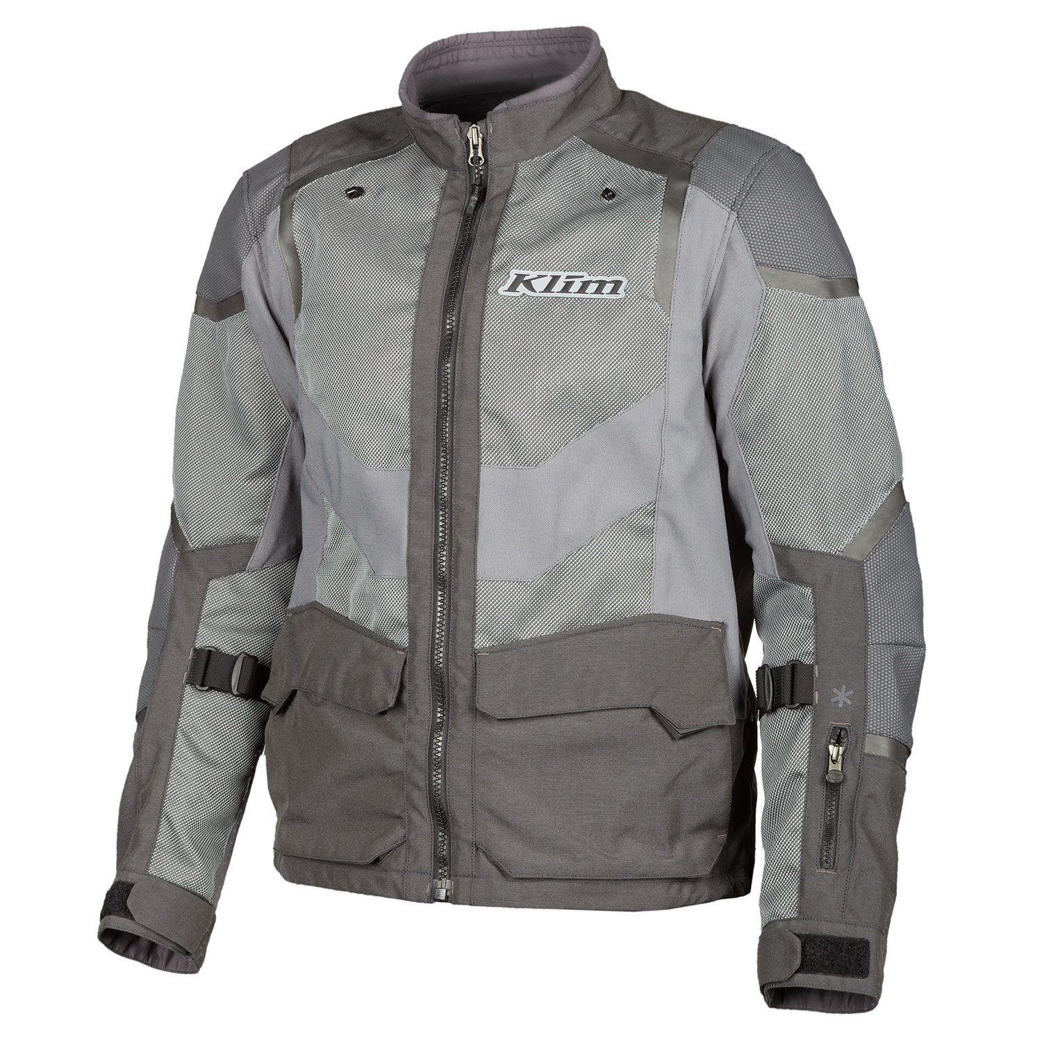 Baja S4 Jacket Monument Grey