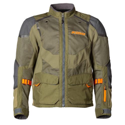 Baja S4 Jacket Sage Front