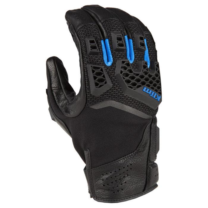 Baja S4Glove Black - Kinetic Blue