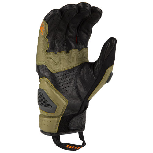 Baja S4Glove Sage BackBaja S4Glove Sage Back