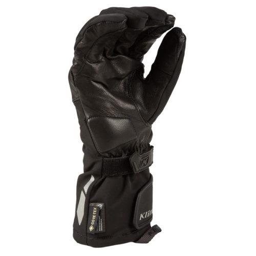 Hardanger Glove Back