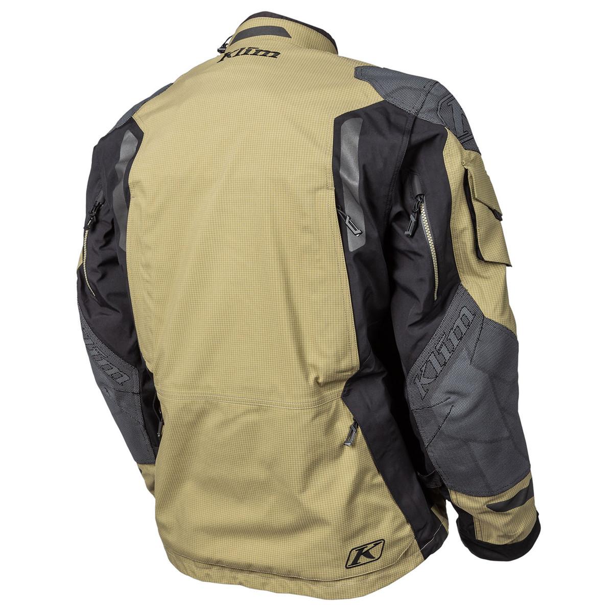 Badlands Pro A3 JacketVectran Sage - Black Back