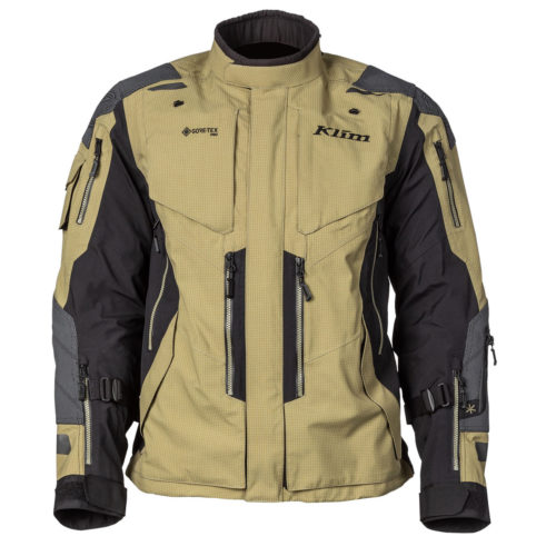 Badlands Pro A3 JacketVectran Sage - Black Front