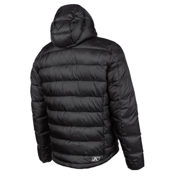 Camber Jacket Black
