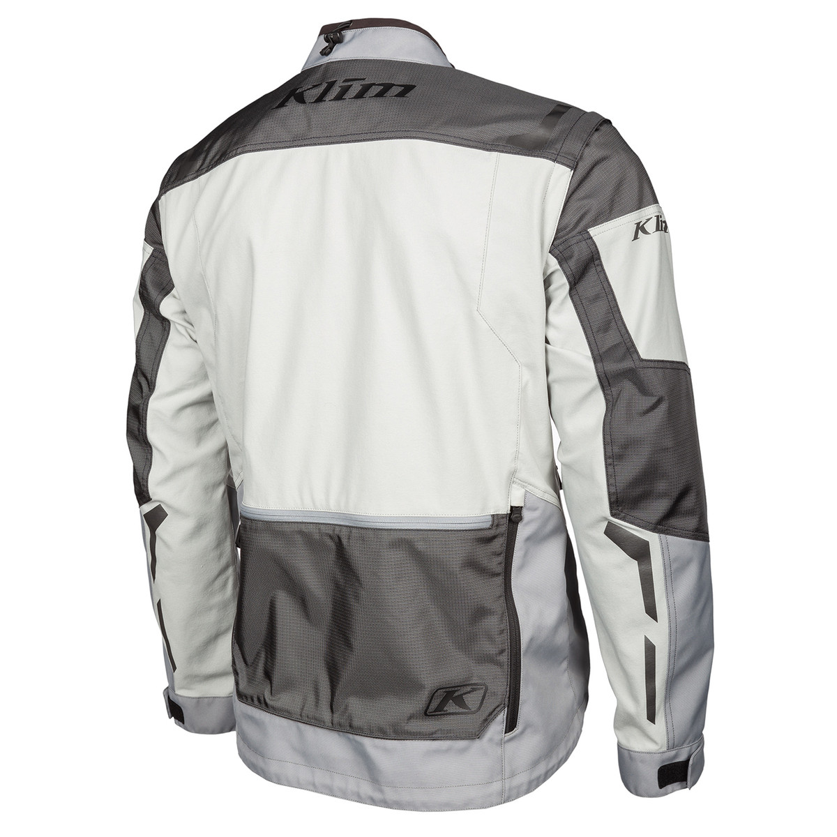 Dakar Jacket Monument Grey Back