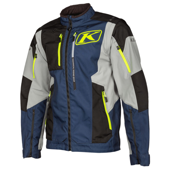Dakar Jacket Vivid Blue