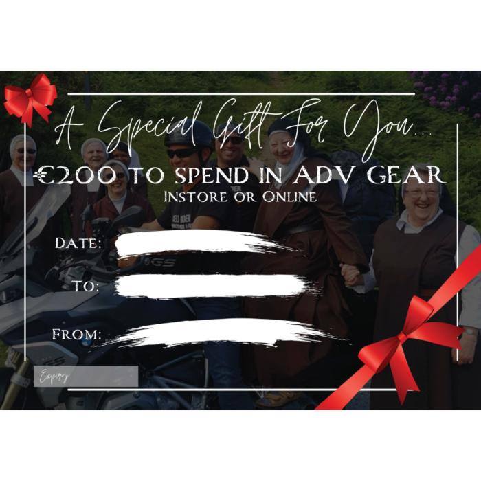 ADV Gear Awesome €200 Voucher