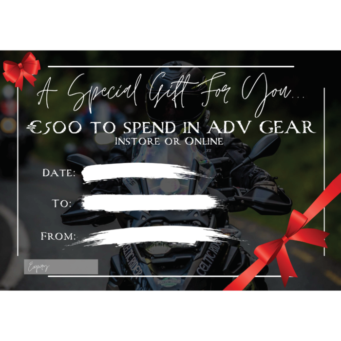 ADV GEAR Great €500 Voucher
