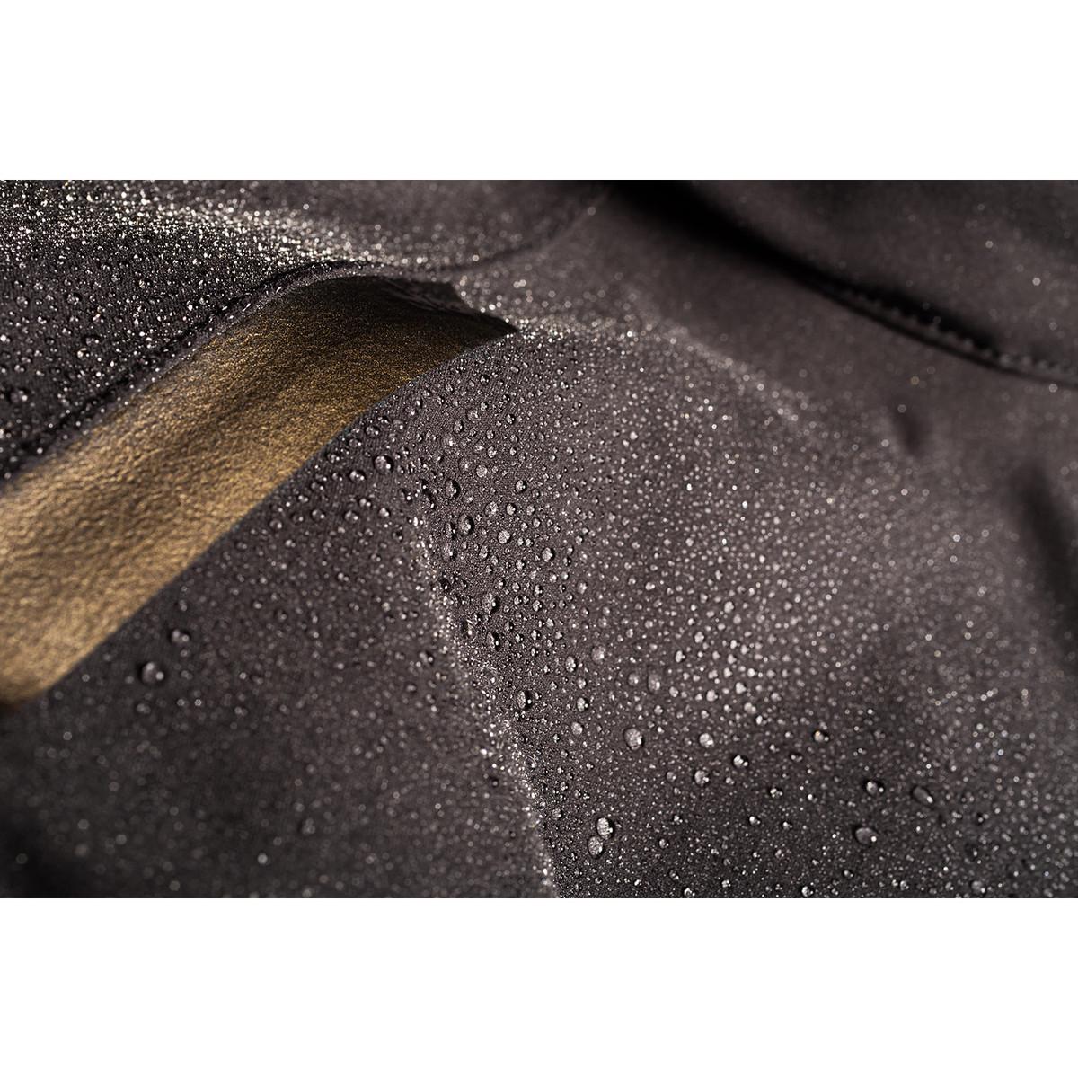 Enduro S4 Jacket Black Detail