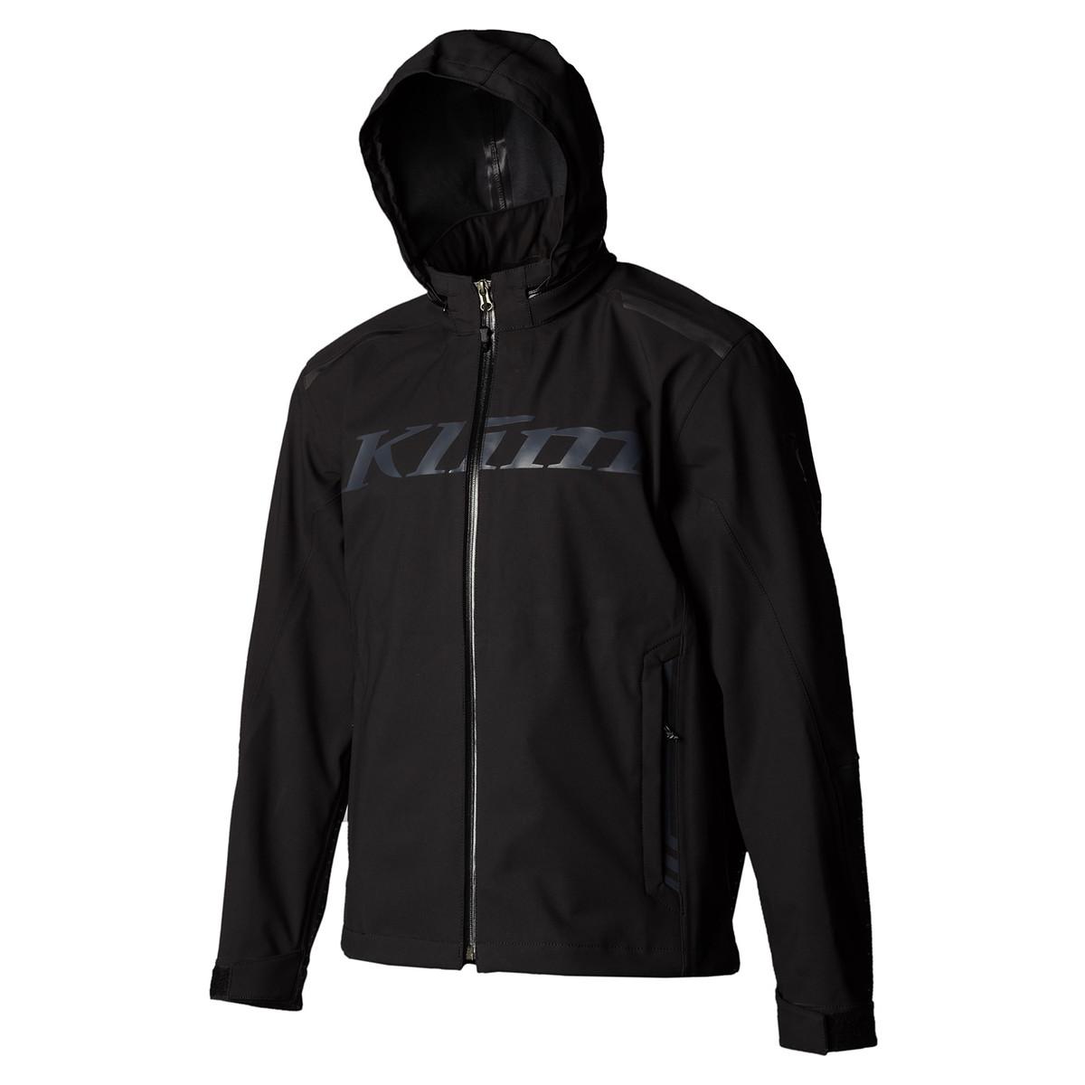 Enduro S4 Jacket Black Hood