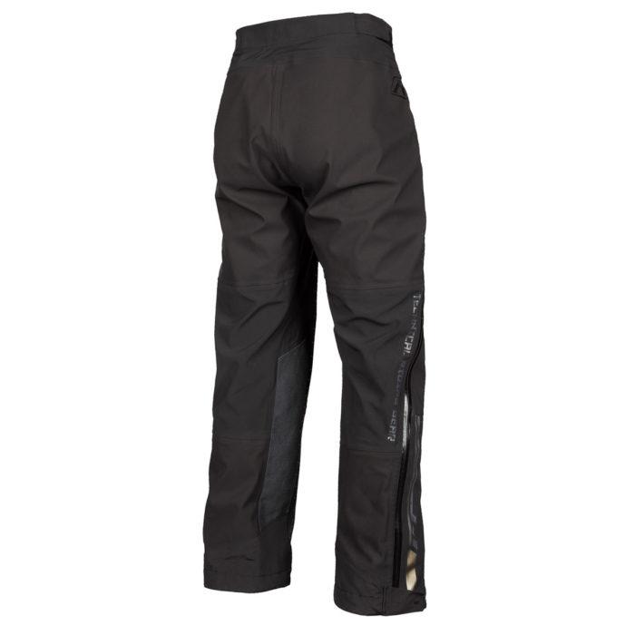 Enduro S4 Pant Black Back