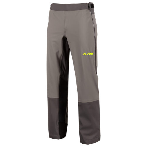 Enduro S4 Pants Castlerock Grey Electric Gekko