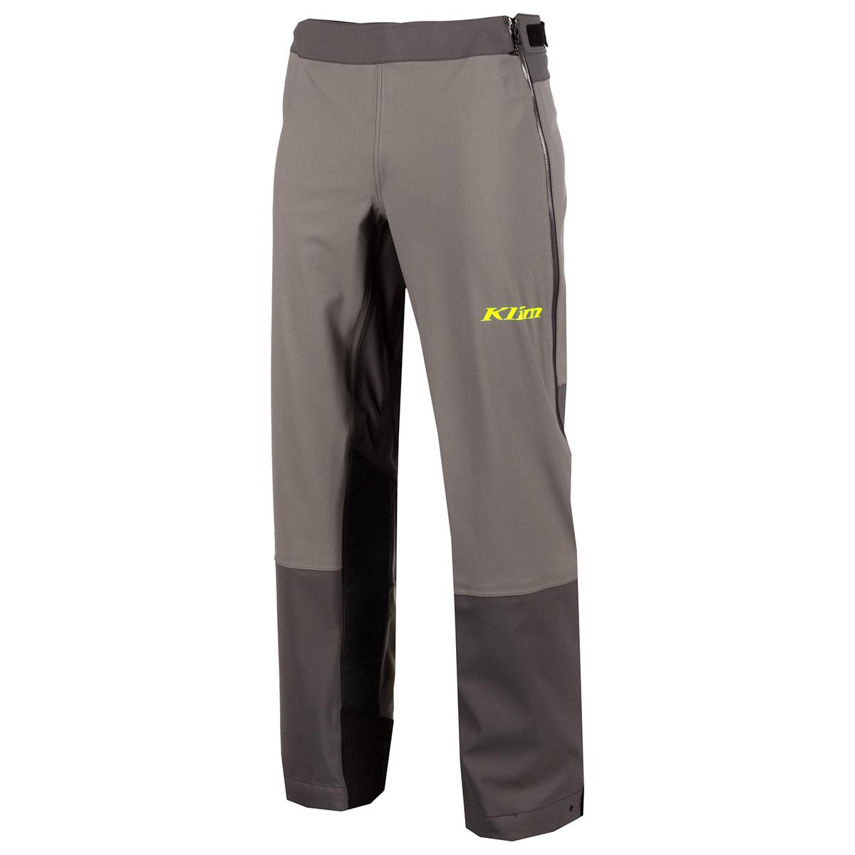 Enduro S4 Pants Castlerock Grey Electric Gekko