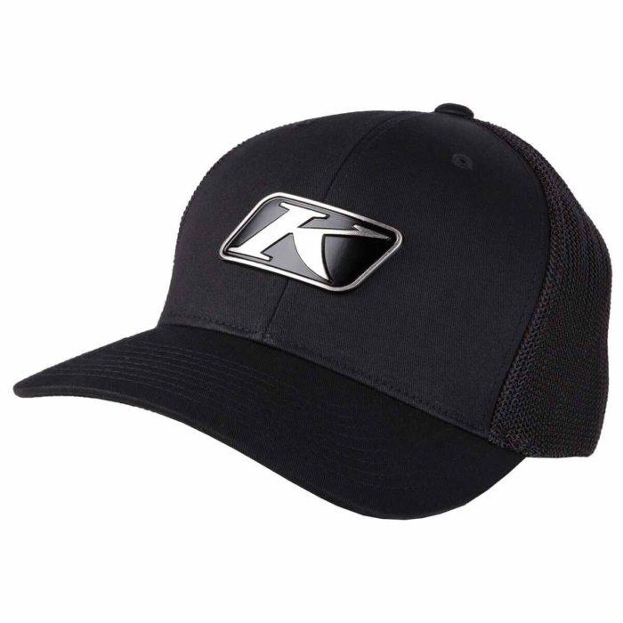 Icon Snap Hat Black