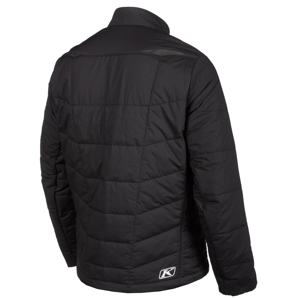 Override Jacket Black Back