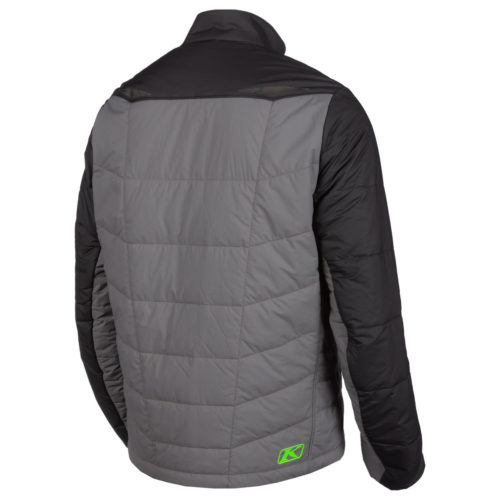 KLIM Override Jacket CASTLE ROCK - ELECTRIK GECKO Back